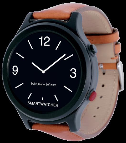 Smartwatcher - ASB Hausnotruf - Notrufsystem für zu Hause und mobiler Notruf